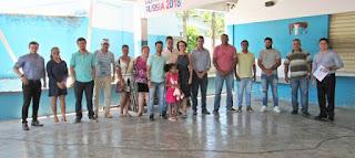 Prefeitura de Miracatu inicia obras de reforma da escola municipal Diogo Ribeiro