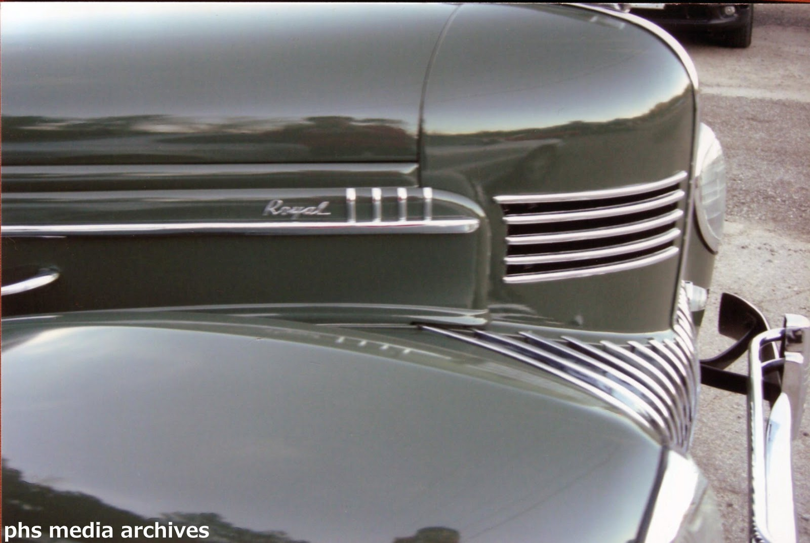 American Classic: 1939 Chrysler Royal sedan