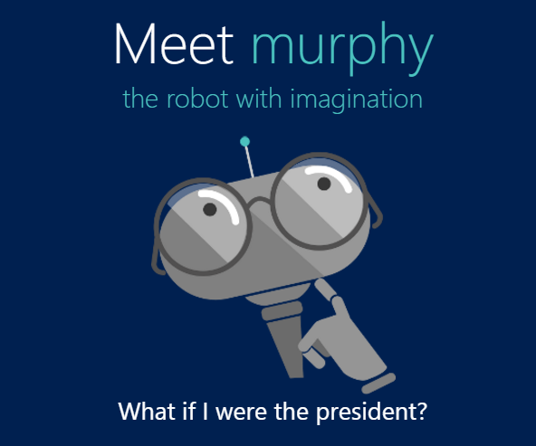 上回聊天機器人Tay被玩壞,這次微軟派出「換臉」機器人Murphy