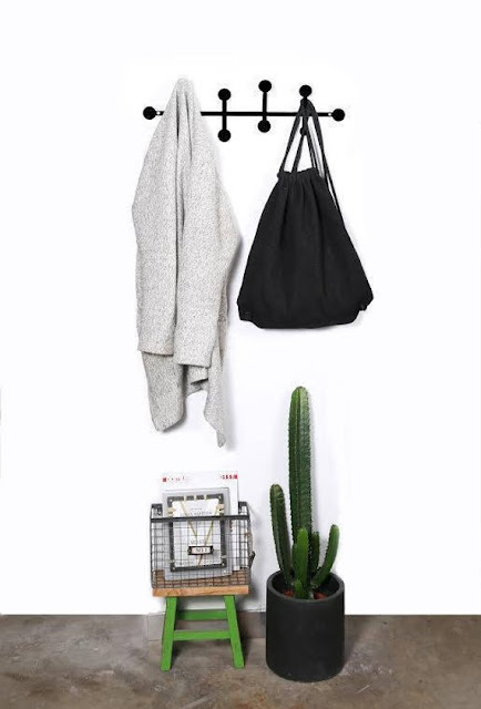 Scandinavian Decor Hangers