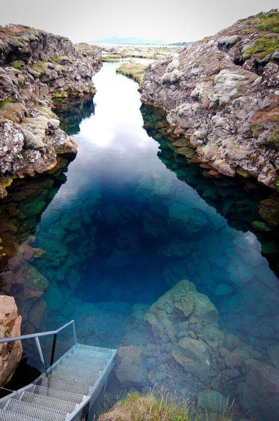 Deep | Silfra, Iceland