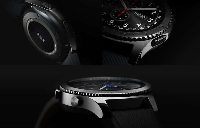 Samsung Gear S3 Frontier has some new competition as Android Wear 2.0 smartwatches LEAK