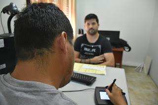 En un mes ya se imprimieron 250 licencias de conducir para vecinos de Fray Luis Beltrán