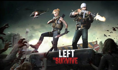 Left to Survive Mod Apk + Data v2.4.0 TPS Unlimited Ammo / No Reload