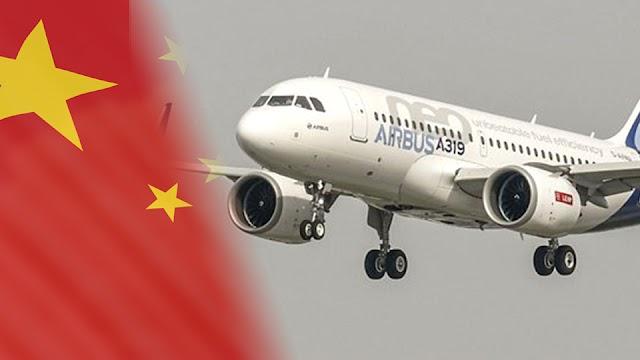 #Nightly#Report : #Airbus,#China,#France,#Australia