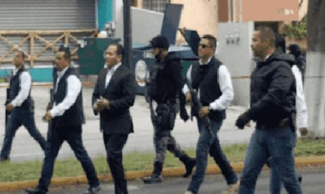 """""""ME AVISARON QUE EL CJNG ME QUIERE EJECUTAR"""": EL CJNG PLANEABA ATENTADO ALTO MANDO DEL GOBIERNO"""""""