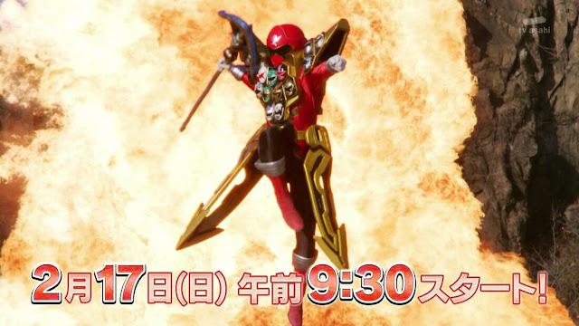 Super Sentai Strongest Battle sub indo