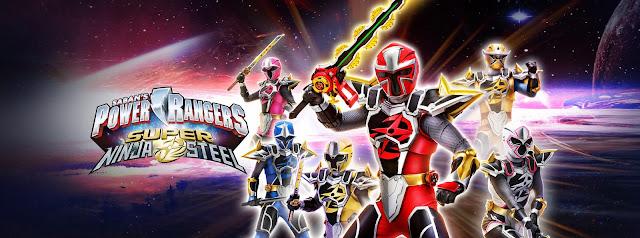 Image result for Power ranger super ninja steel