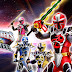 Power rangers super ninja steel in english