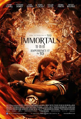Sinopsis Immortals (2011)