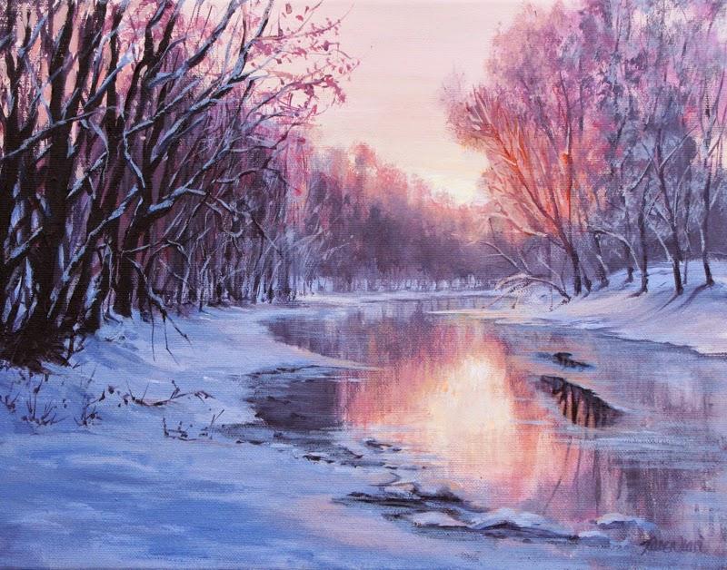 Karen Ilari Painting Acrylic Paints Dry Too Fast