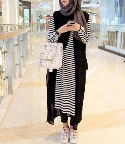 Casual and hijab fashion