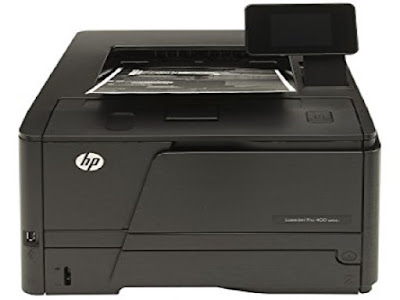 Image HP LaserJet Pro M401 Printer Driver