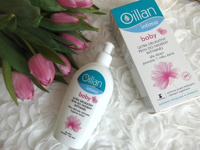 Oillan Intima - Nowa linia specjalistycznych produktów do higieny intymnej