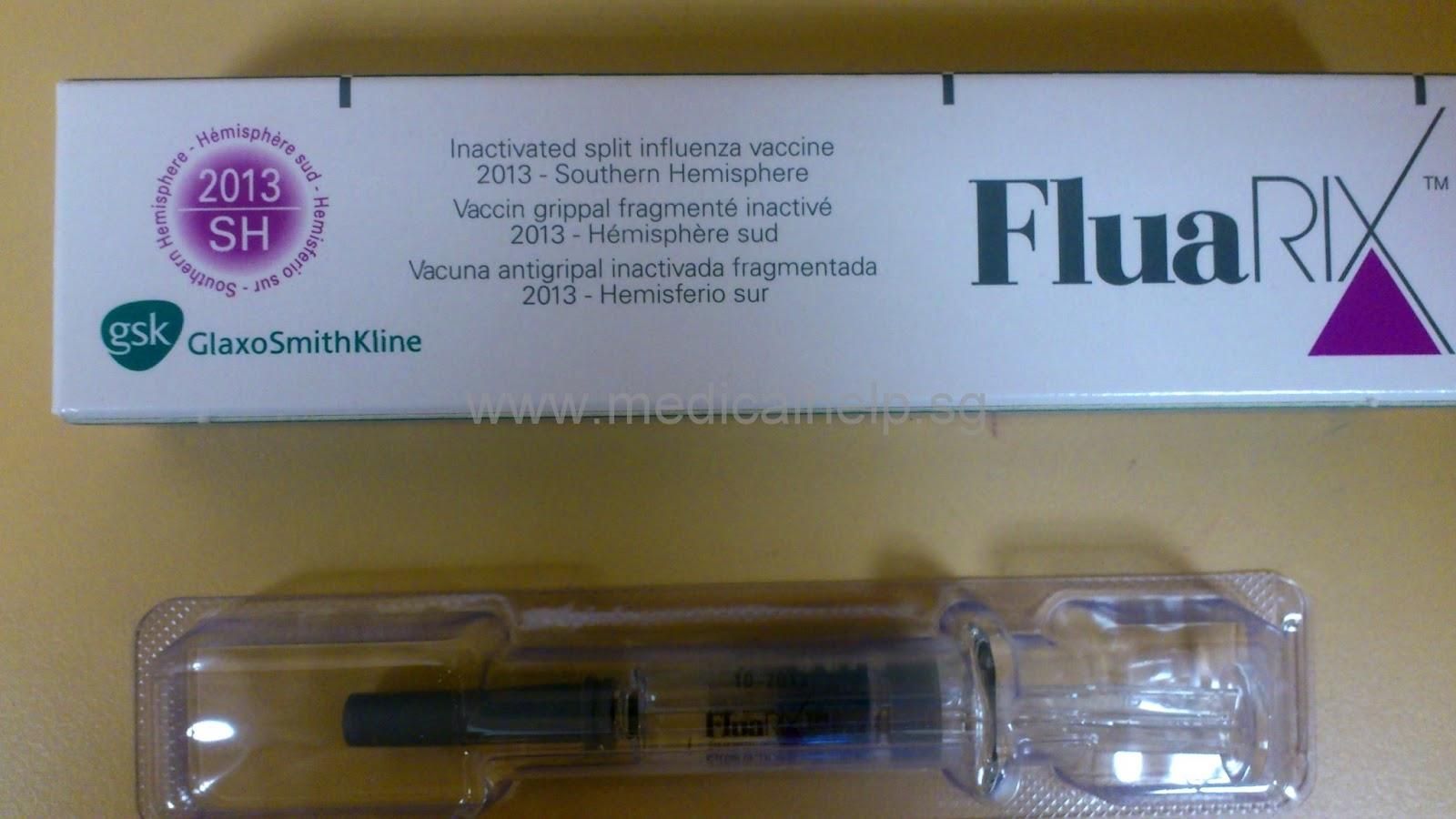 Medical Help: Fluarix