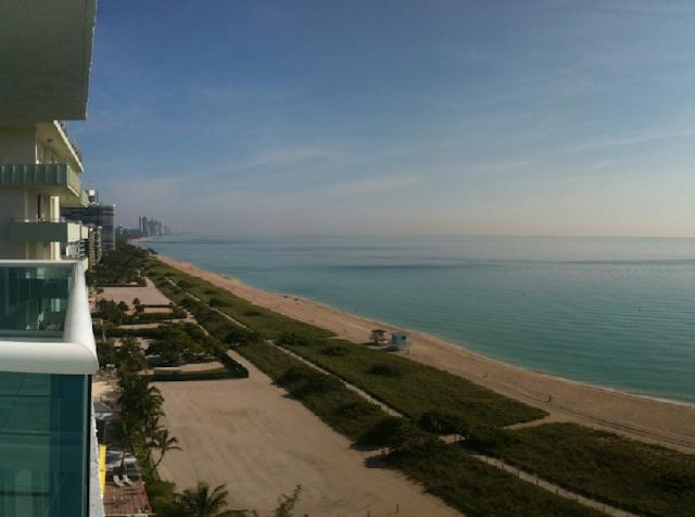 Surfside Beach em Miami