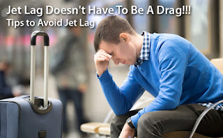 Tips to Avoid Jet Lag