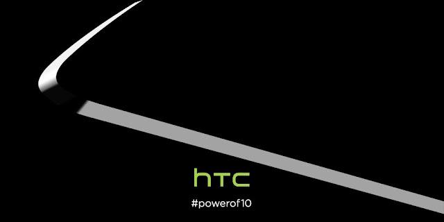 Resmi, foto teaser pertama HTC One M10 beredar