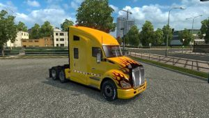 Final Edition ATS Trucks for ETS 2