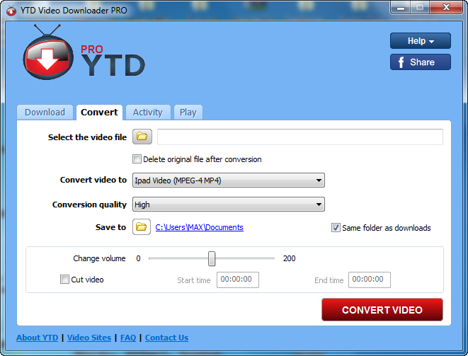 Download YouTube Downloader Pro