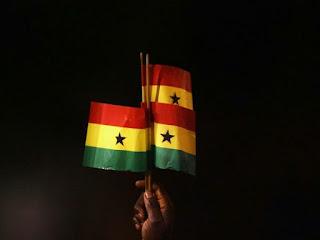 Ghana's National Flag To Fly At Half Mast