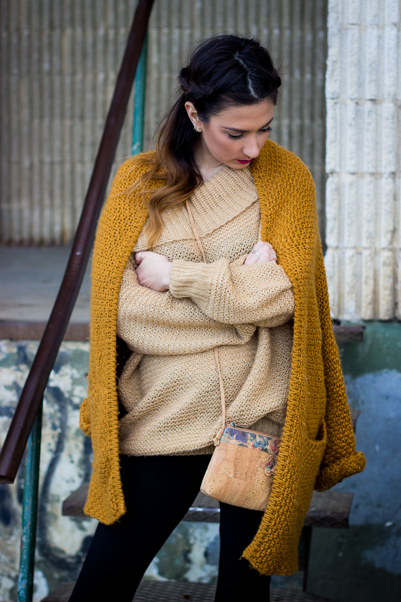 shoulder off sweater