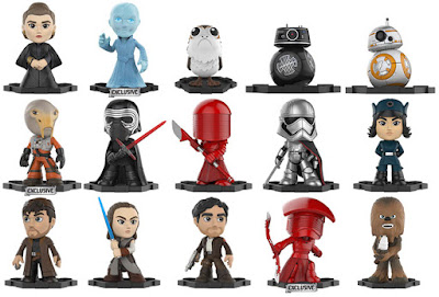 Star Wars: The Last Jedi Mystery Minis Blind Box Series by Funko