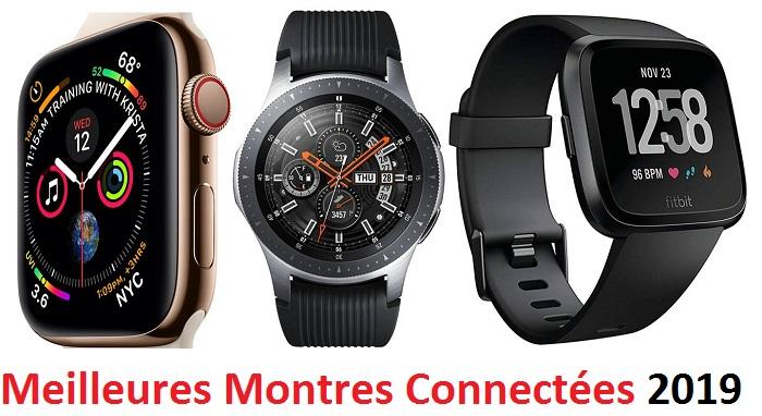 Meilleure montre connectée 2019- Avis   Comparatif Top Montres ... 60dde4ca07a