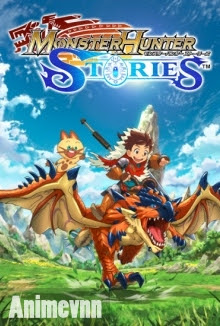 Monster Hunter Stories: Ride On -  2016 Poster