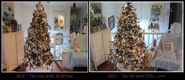 An Enchanted Cottage: The New SLIM Prelit Is Finally