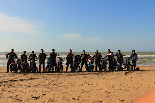 TOURJIB Federation Of Bikers Surabaya ke Pulau Madura, mengutamakan SAFETY RIDING dan KOMPAK!