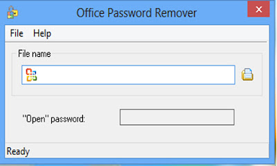 Cara Mengetahui Password Microsoft Offiice