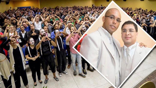 """Matrimonio Mixto Catolico Evangelico : Brasil dicen ser quot pastores evangélicos """"somos"""