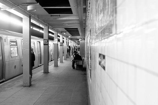 Newyorské_metro_23_stanice