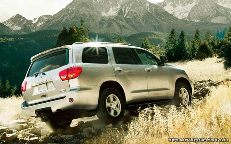 Toyota Sequoia 2017 Limited, Price