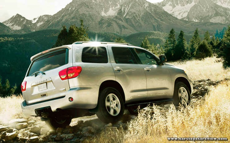 Toyota Sequoia 2017 Limited, Price