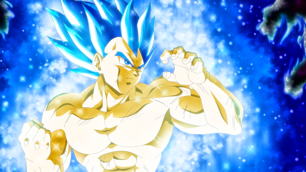 Dokkan Battle Super Saiyan Blue Evolution Vegeta Announced