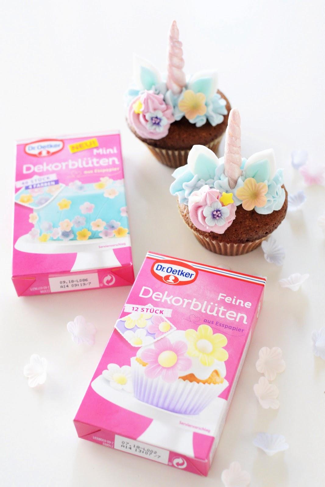 kessy 39 s pink sugar einhorn party mit dr oetker pink baileys cake erdbeer milkshake cupcakes. Black Bedroom Furniture Sets. Home Design Ideas