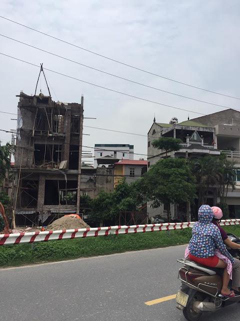 tiến độ chung cư Minh Đại Lộc 3