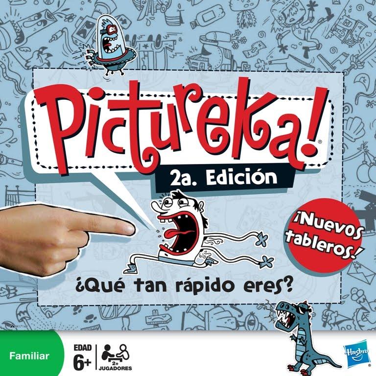 Cine Informacion Y Mas Hasbro Pictureka Un Reto Para Todos