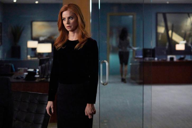 Suits - Episode 6.16 - Character and Fitness (Season Finale) - Promo, Sneak Peek, Promotional Photos & Synopsis