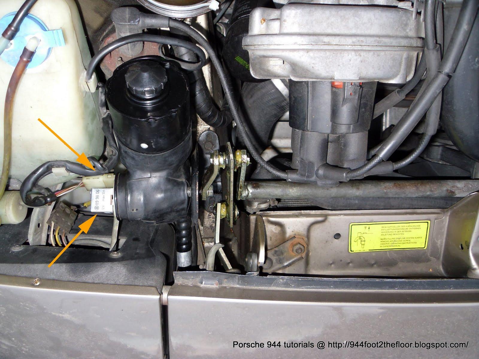 medium resolution of 944 foot to the floor how to troubleshoot porsche 944 porsche 924 engine diagram