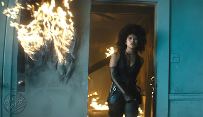 FOX Deadpool 2 Trailer Stills Domino