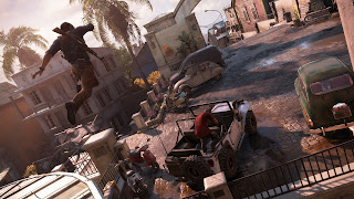 Uncharted 4 A Thefts End gameplay