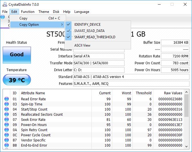 CrystalDiskInfo 8.4.2
