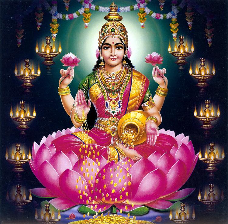 శ్రీ మహా లక్ష్మి - Sri Mahalakshmi