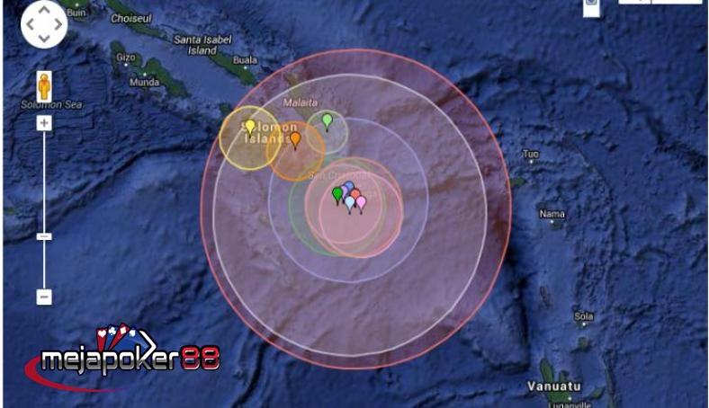Malang Di Guncang Gempa Yang Cukup Dasyat