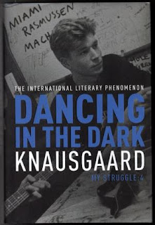 Dancing in the Dark, Karl Ove Knausgaard - front cover