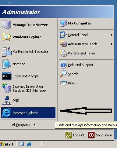 Server 2003 Tutorial Pdf