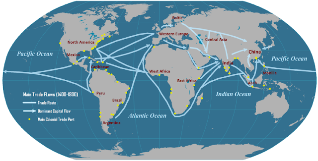 Ancient Trading Routes